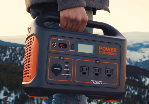 Jackery Explorer 1000 Portable Power Station - Carrying Handle