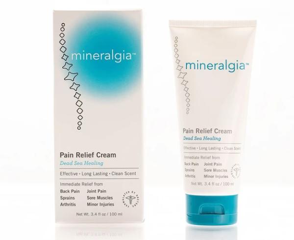 mineralgia Pain Relief Cream