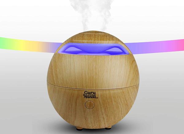 Guru Nanda Light Globe Essential Oil Diffuser