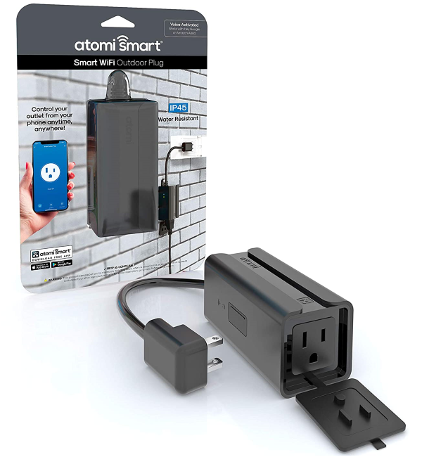 Atomi Smart Outdoor Plug