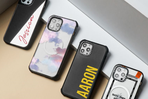 CASETiFY iPhone 12 MagSafe-Compatible Cases