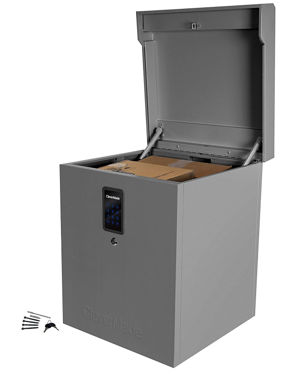 Clevermade Parcel LockBox S100 Series - Available Storage Space