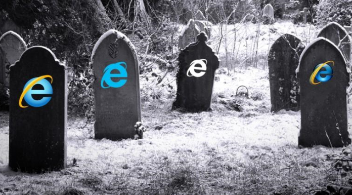 The retirement of Internet Explorer