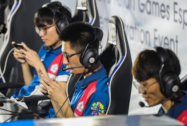 Asia Pacific Mobile Gaming Tournament