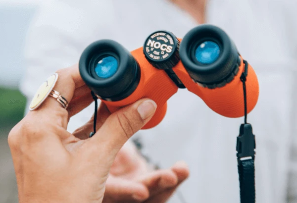 NOCS Provisions Standard Issue 8x25 Binoculars