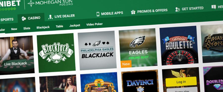 Unibet PA Casino