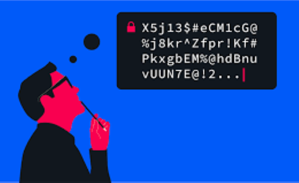 The process of coming up with a Strong Password that's reasonably safe from brute-force attacks