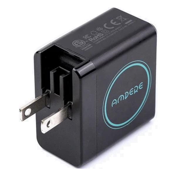 Ampere 65W USB-C GaN PD Adapter