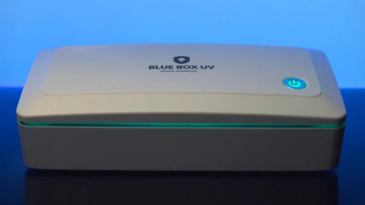 Blue Box UV Sterilizer