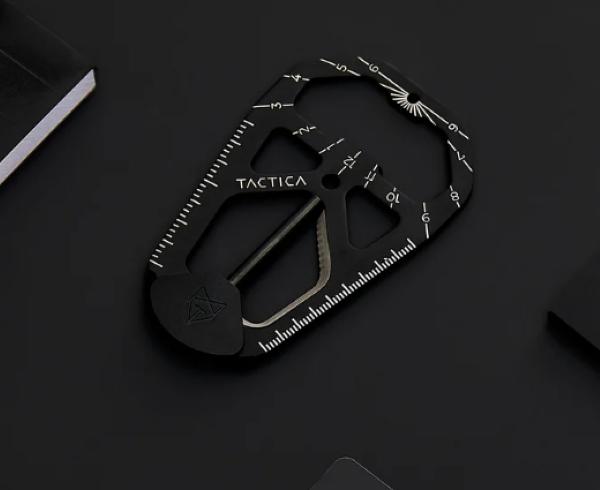Tactica M.020 Camping Tool Card