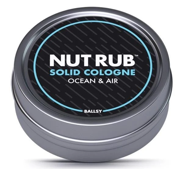 Ballsy Nut Rub Solid Cologne