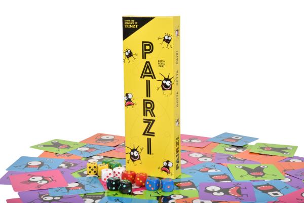 PAIRZI (from the Tenzi Game Line)