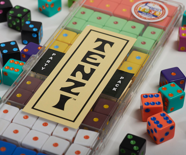 TENZI Party Pack Dice Game (from the Tenzi Game Line)