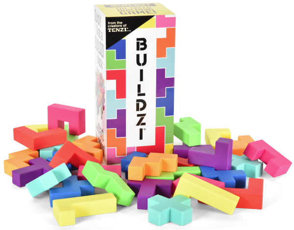 BUILDZI (from the Tenzi Game Line)