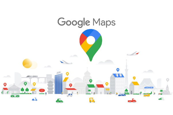 Google Maps Live Traffic feature