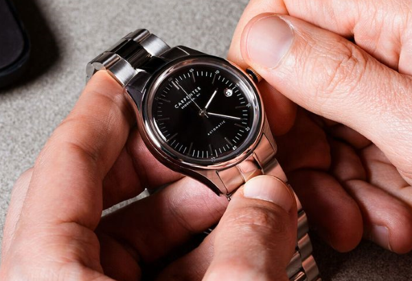 Resetting a Mechanical Watch via the Crown