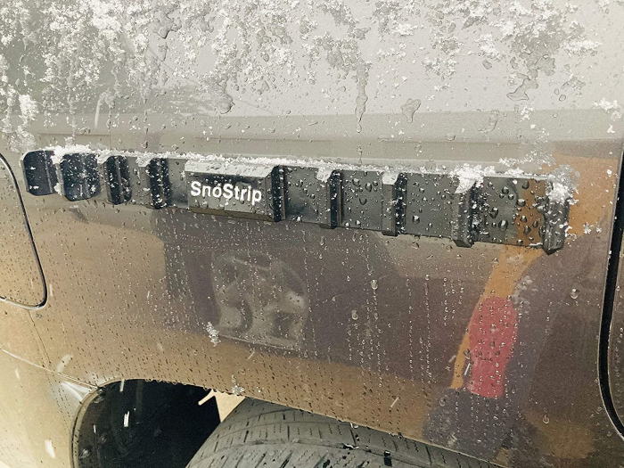 SnoStrip Magnetic - Ultra-Durable Weatherproof Construction