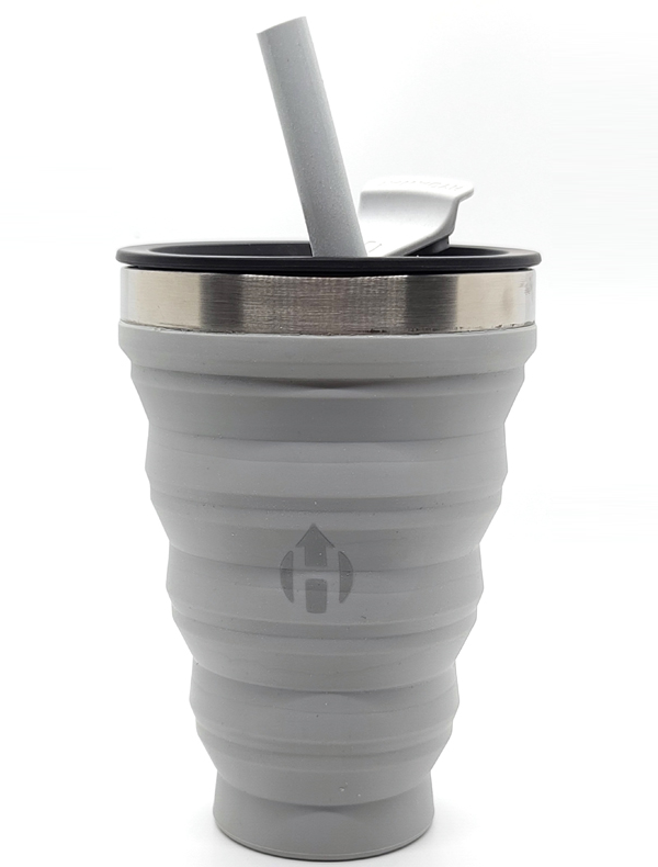 HYDAWAY Collapsible Drink Tumbler - Construction