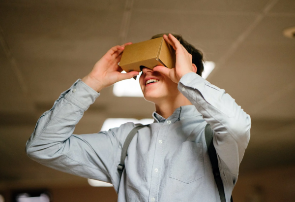 Getting Into VR