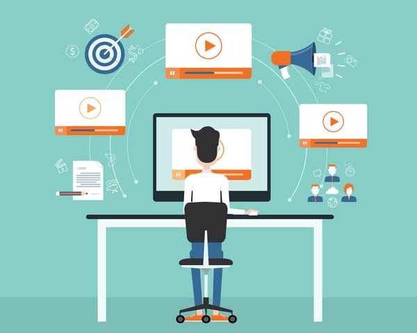 Video Content Management System (CSM)