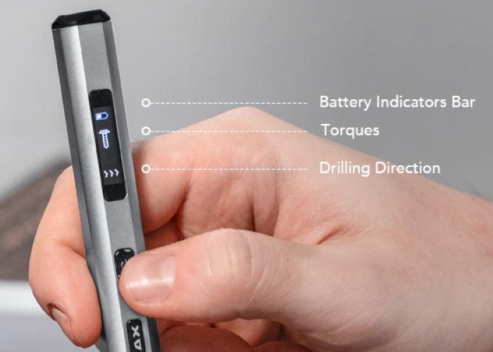 Arrowmax SES PRO Smart Electric Screwdriver