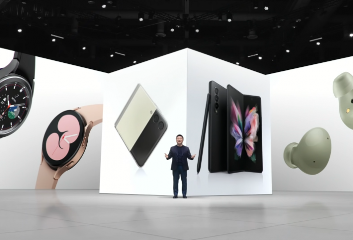 Samsung 5 new devices 2021