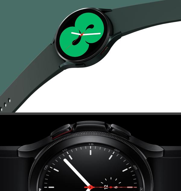 Galaxy Watch 4 and Galaxy Watch 4 Classic