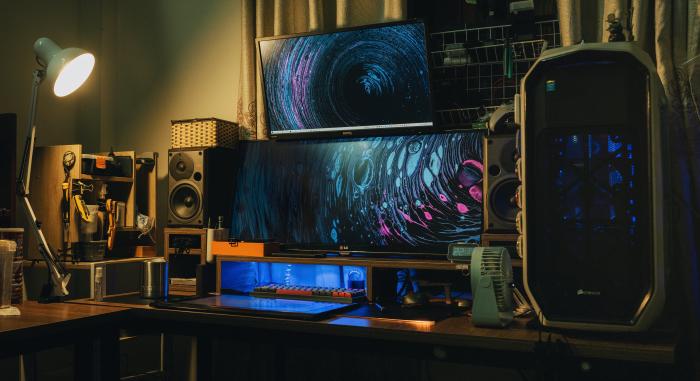Designing a Gaming Room