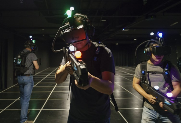 Virtual Reality Companies in Gaming