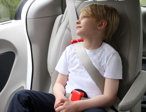 ClypX comfiGO Kids-Friendly Car Booster Seat