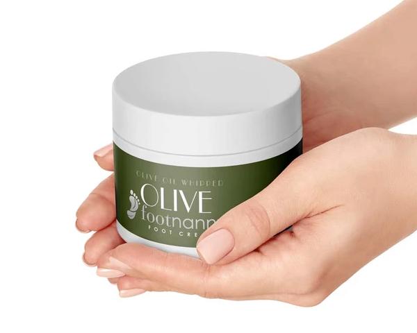 FootNanny Olive Oil Power Kit