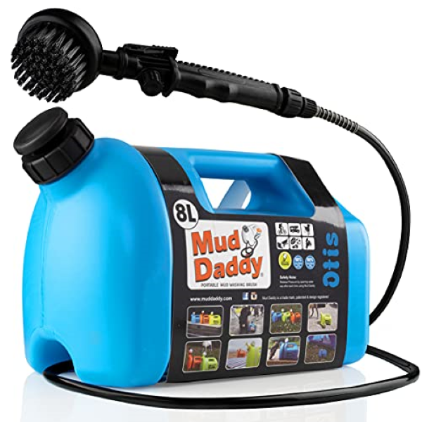 Mud Daddy 8 Litre Portable Dog Washing Device & Paw Cleaner