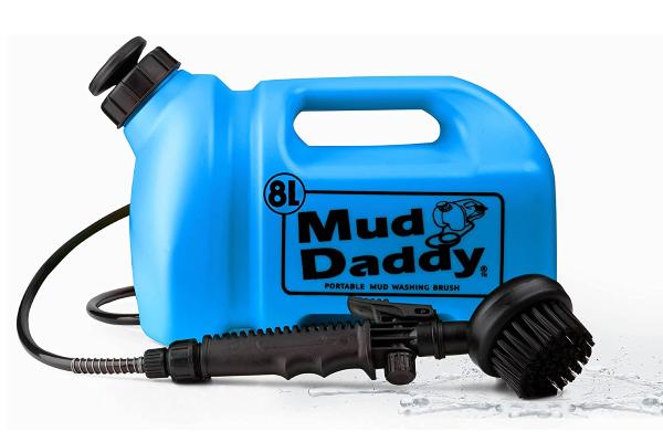 Mud Daddy Portable Washing Device
