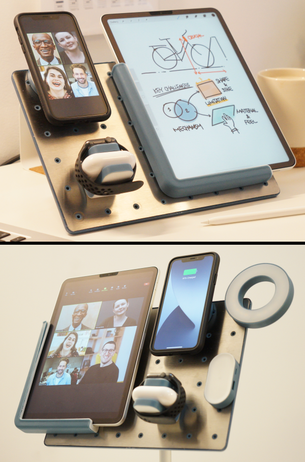 Bodo All-in-One Modular Charging Station