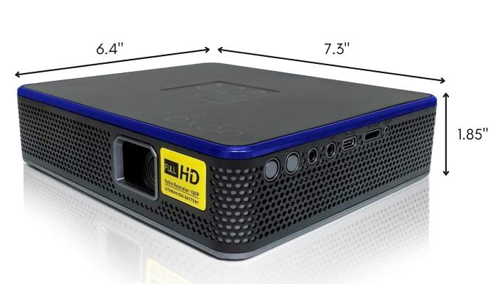 AAXA M7 Pico Projector